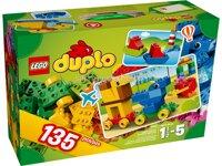 Đồ chơi Lego Duplo Vali sáng tạo 10565
