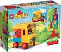 Đồ chơi Lego Duplo Xe buýt đầu tiên 10603