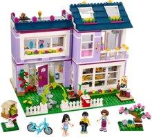 Đồ chơi LEGO Friends Ngôi nhà của Emma 41095