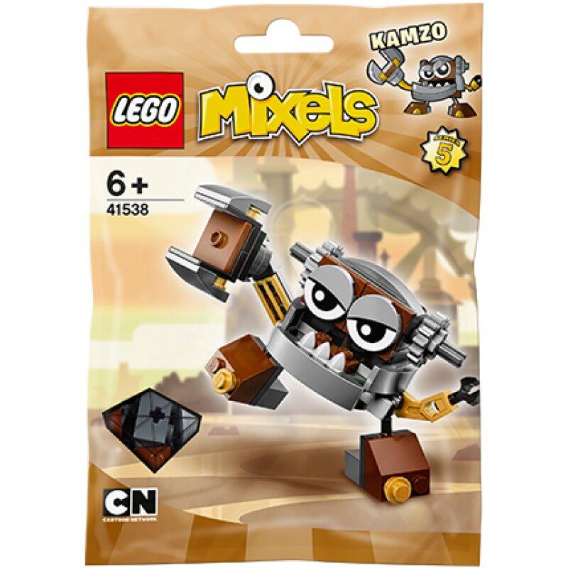Đồ Chơi Lego Mixels 41538 - Sinh vật Kamzo