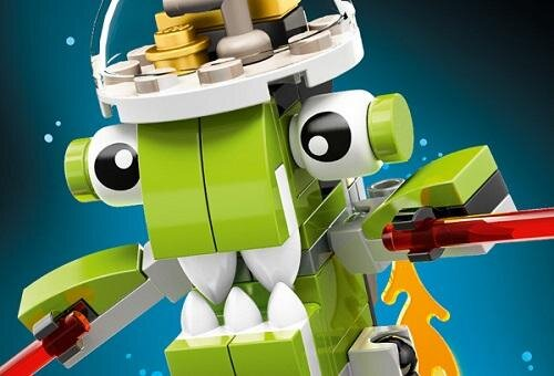 Đồ chơi Lego Mixels mô hình Sinh Vật Rokit 41527