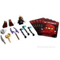 Đồ chơi Lego Ninjago 9556 - Dũng sĩ Bytar