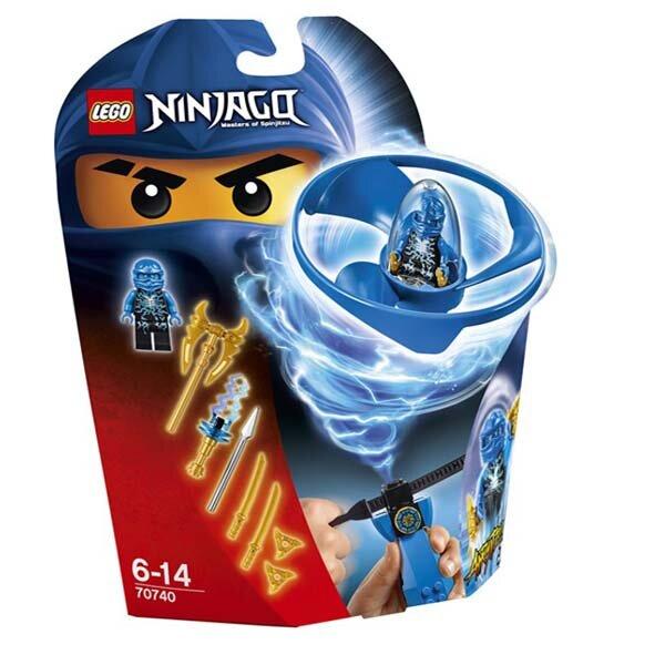 Đồ chơi Lego Ninjago Lốc Xoáy Trên Không của Jay 70740