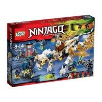 Đồ chơi LEGO Ninjago Sư Phụ Wu Cưỡi Rồng 70734