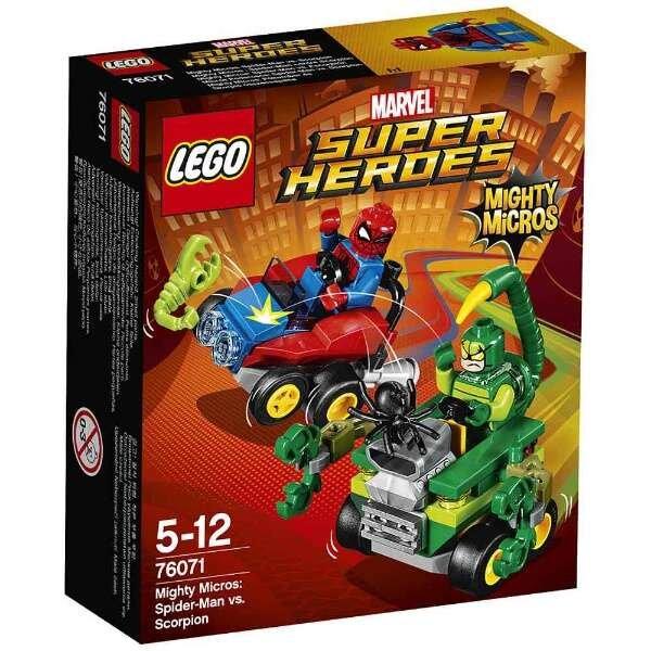 Đồ chơi Lego Super Horoes 76071