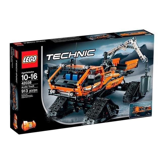 Đồ chơi Lego Technic 42038 - Xe Chuyên Dụng Bắc Cực