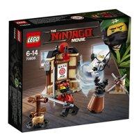 Đồ chơi luyện tập Spinjitzu Lego Ninjago 70606 (109 chi tiết)