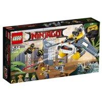 Đồ chơi máy bay ném bom chiến đấu Lego Ninjago 70609 (341 chi tiết)