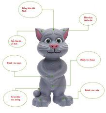 Đồ chơi mèo Tom biết hát và kể chuyện