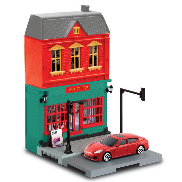 Đồ chơi mô hình bưu điện RMZ - 614009