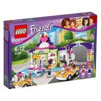 Đồ chơi mô hình cửa hàng Yougurt Heartlake Lego 41320