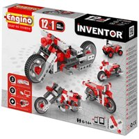 Đồ chơi mô hình Engino Inventor Xe Mô tô M12 1232
