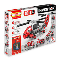Đồ chơi Mô hình Engino Inventor - Đặc vụ M90 9030