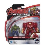 Đồ chơi mô Hình Hulk Và Hulk Buster B1500/B0448