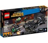 Đồ chơi mô hình Lego 76045 Kryptonite Interception