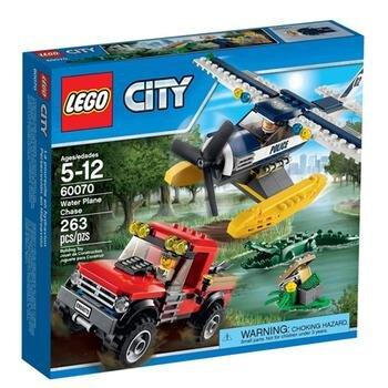 Đồ chơi Mô Hình LEGO City Rượt Đuổi Đầm Lầy 60070