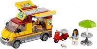 Đồ chơi mô hình LEGO City - Xe pizza 60150 (249 mảnh ghép)