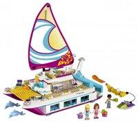 Đồ chơi mô hình Lego - Du thuyền ánh nắng 41317 (603 chi tiết)