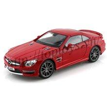 Đồ chơi mô hình Maisto ô tô Mercedes Benz SL63 AMG tỉ lệ 1.18