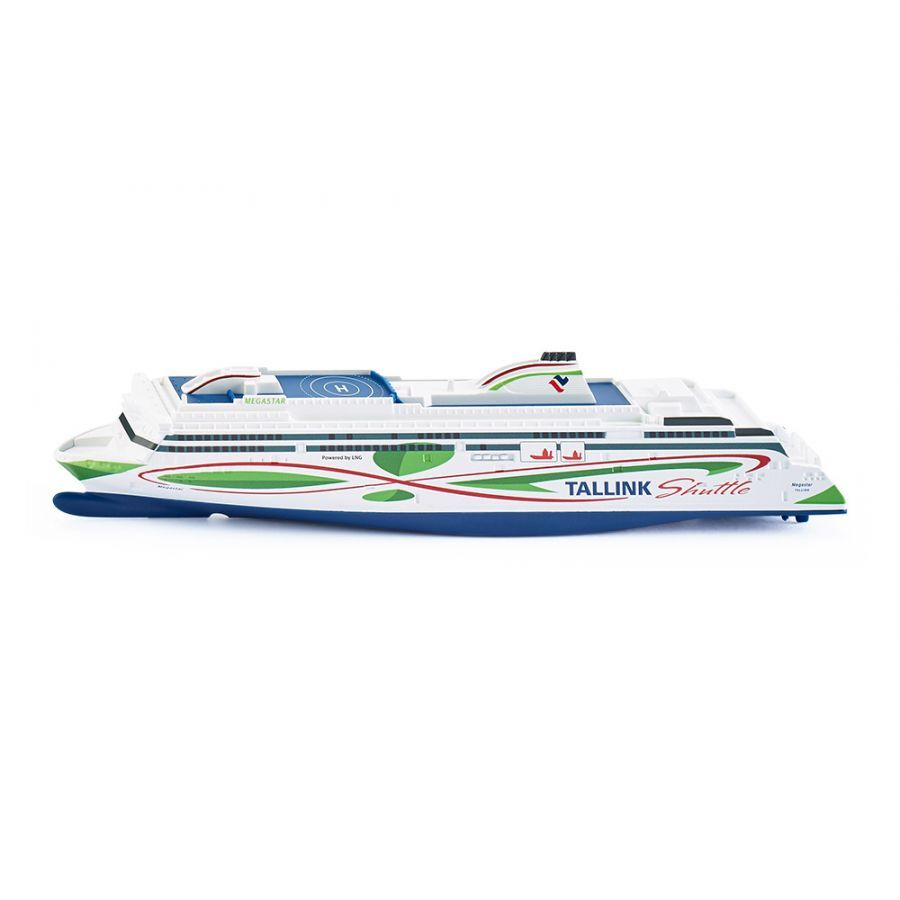 Đồ chơi Mô hình Siku Du thuyền Tallink Megastar 1728