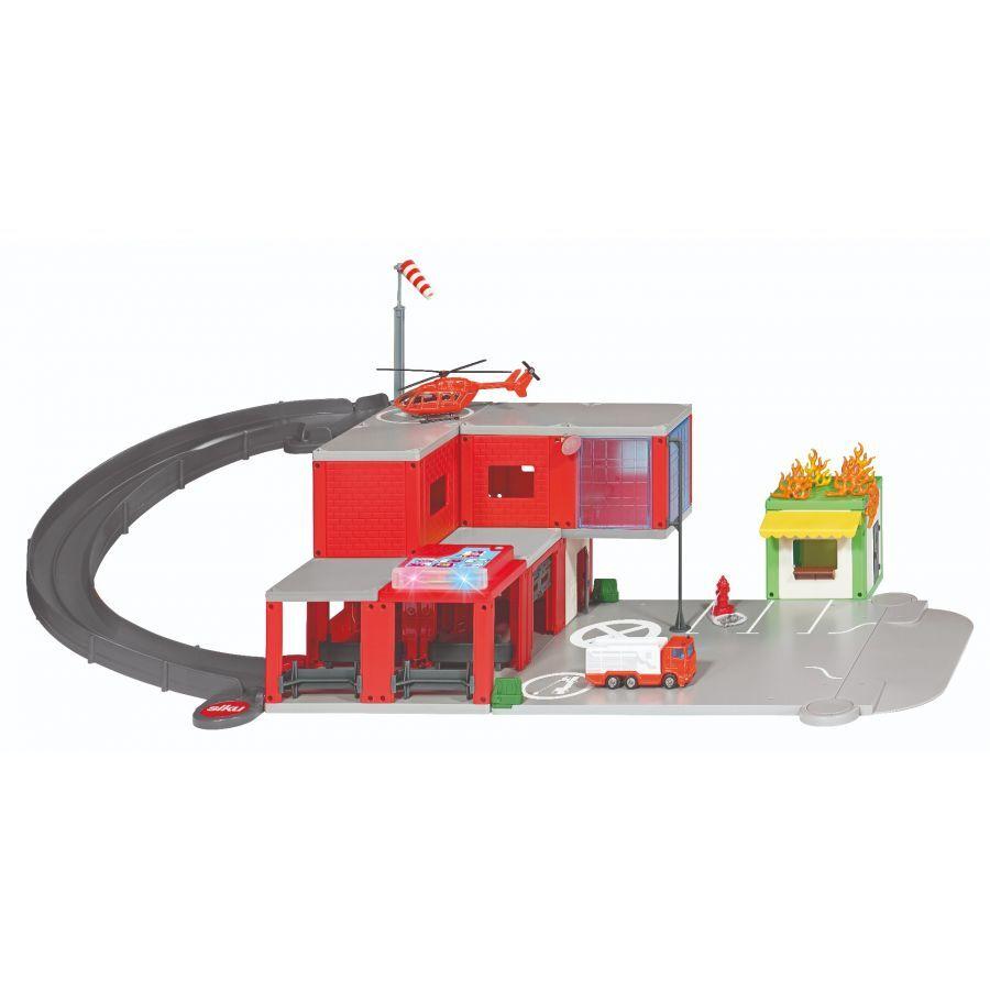 Đồ chơi Mô hình Siku Trạm cứu hỏa 5508
