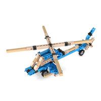 Đồ chơi Mô hình trực thăng tàng hình Engino ECO EB13