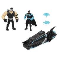 Đồ chơi mô phỏng nhân vật Batman - Mô tô Người Dơi Batman và kẻ ác - 6055934