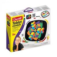 Đồ chơi nam châm khối màu 3D Quercetti Mandala Tablet 5348