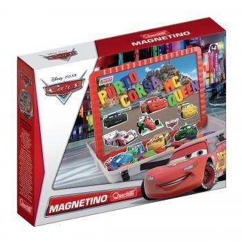Đồ chơi nam châm ô tô Quercetti Walt Disney 5248