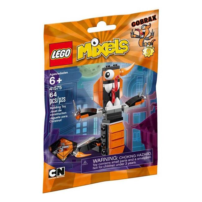 Đồ chơi ninja mãng xà Cobrax Lego Mixels 41575