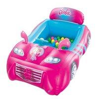Đồ chơi ô tô bơm hơi công chúa Barbie 93207