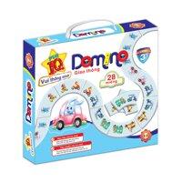 Đồ chơi phát triển IQ Lô tô Phương tiện giao thông - Phan Thị (từ 3 tuổi trở lên)