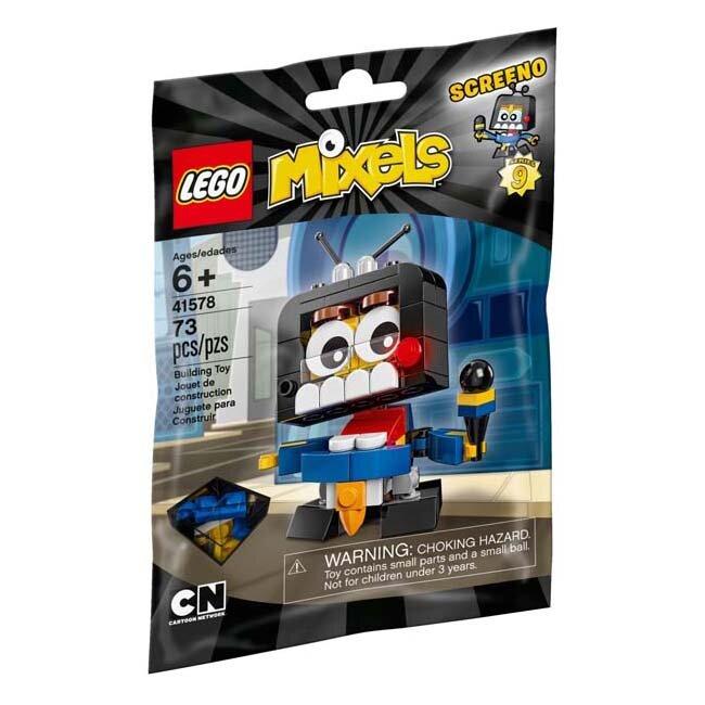 Đồ chơi phóng viên Screeno Lego Mixels - 41578