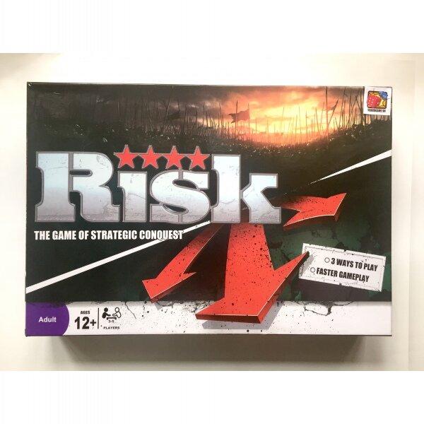 Đồ chơi Risk Đen