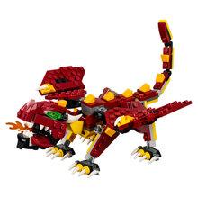Đồ chơi rồng đỏ thần thoại Lego Creator - 31073 (223 chi tiết)