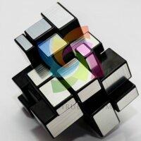 Đồ chơi Rubik Mirror 3x3x3 Vàng-Gold