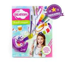 Đồ chơi sáng tạo Crayola - Máy xe chỉ thần kỳ 0402610000
