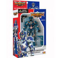 Đồ chơi siêu nhân Biệt đội thép Thiện xạ Xanh Lam Dragon Force D9002