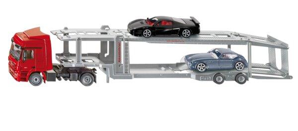 Đồ chơi SIKU 3439S - Xe tải vận chuyển