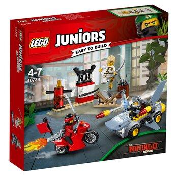 Đồ chơi tấn công cá mập Lego Juniors 10739 (108 chi tiết)