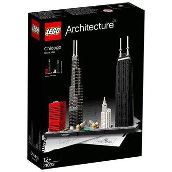 Đồ chơi thành phố Chicago LEGO 21033