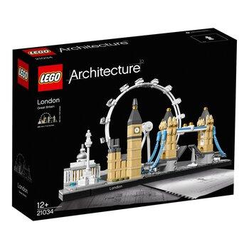 Đồ chơi thành phố London LEGO 21034