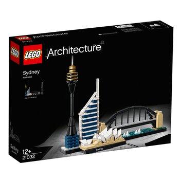 Đồ chơi thành phố Sydney LEGO 21032