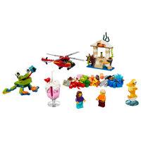 Đồ chơi thùng gạch thế giới vui nhộn Lego BrandCampaign - 10403 (295 chi tiết)