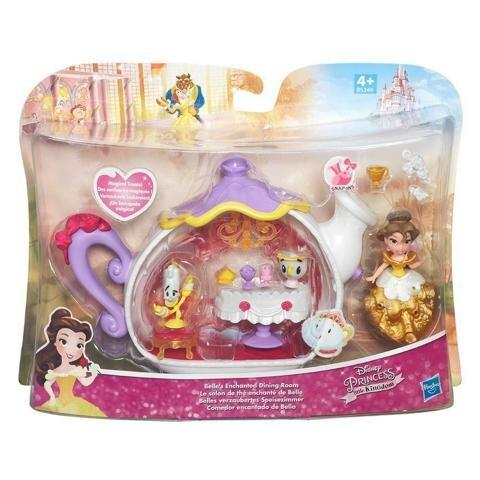 Đồ chơi Tiệc trà cùng công chúa Belle Disney VTA-B5346/B5344.