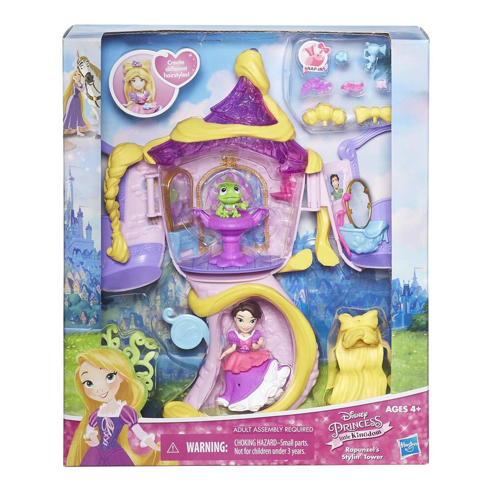 Đồ chơi toà tháp của công chúa Tóc mây B5837