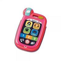 Đồ chơi treo xe đẩy Toyroyal Smartphone hồng 4022