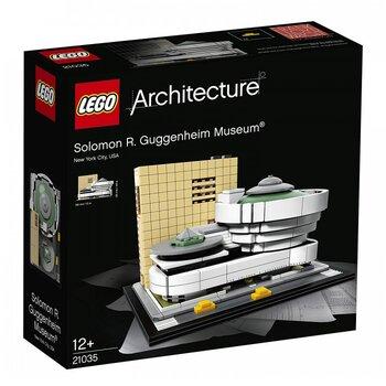 Đồ chơi viện bảo tàng Solomon R. Guggenheim LEGO 21035