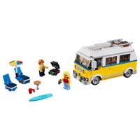 Đồ chơi xe cắm trại bãi biển Lego Creator - 31079 (379 chi tiết)