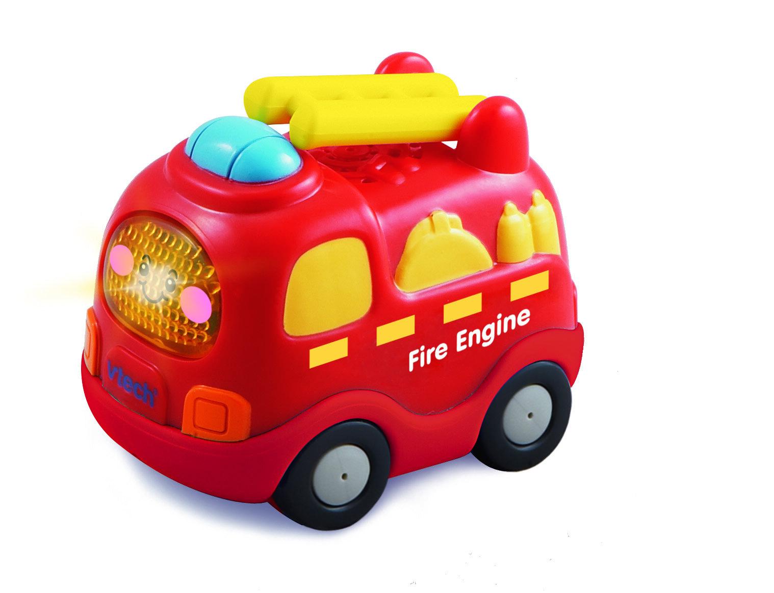 Đồ chơi xe cứu hỏa phát nhạc